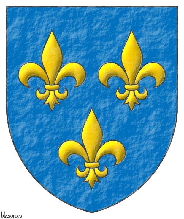 De la Casa de Valois-Angulema y de lema  Nutrisco et extinguo. b8fb29d79fa5