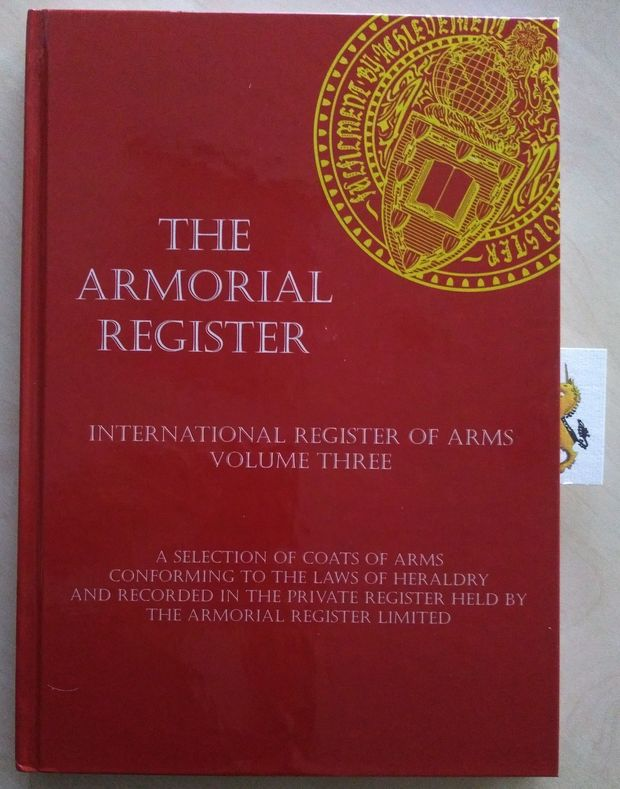 Heraldic registers from 367 to 549