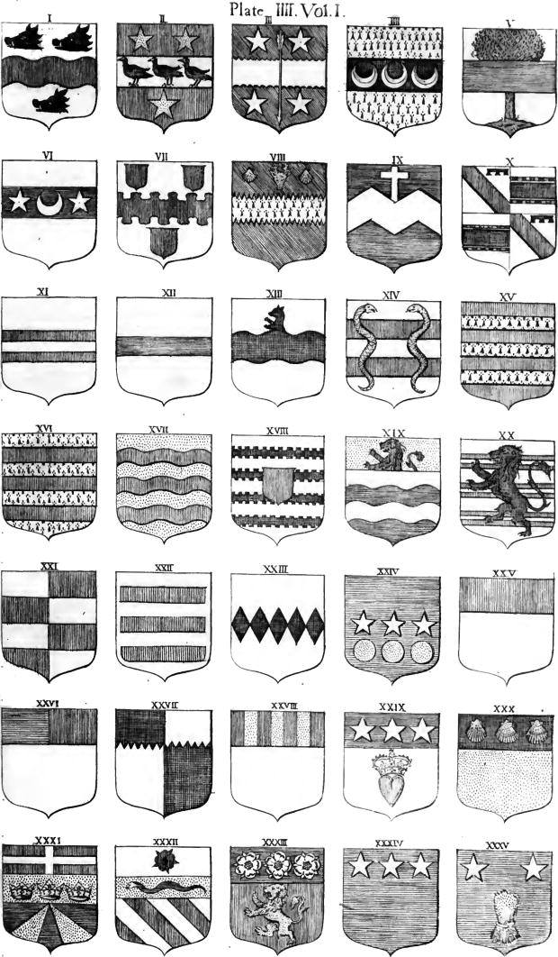 Alexander Nisbet, System of Heraldry, 1816, page 43