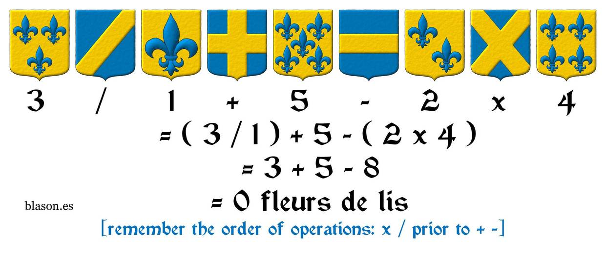 Riddle369 24 Zero Fleurdelis 9CoatsOfArms jpg